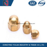 DIN1587 Hexagon Domed Cap Nuts