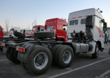 HoofdVrachtwagen van de Tractor van Beiben 6X4 420HP van Benz van het noorden de Op zwaar werk berekende
