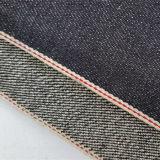 тяжелая ткань 8928 Джин джинсовой ткани Selvedge 15oz