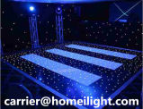 Envío libre el 12*12FT LED Dance Floor iluminado para la boda, visualización de LED de la decoración de DJ