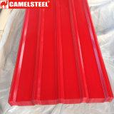 Feuille de toiture de couleur de Ral pour la construction