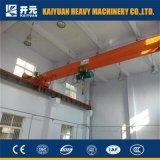 Кран емкости 5 тонн электрический надземный для мастерской Using
