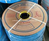 Шланг трубы полива воды PVC цветастый Layflat гибкий аграрный