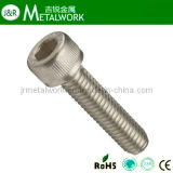 Acier inoxydable DIN912 Socket Head Cap Machine Screw