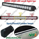 Ute Car Lamp Nsl-18018c-180W di 30inch 180W LED Light Bar Spot 4*4 Offroad 4WD LED Truck Light Boat