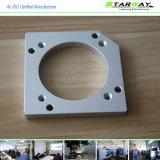 Части CNC изготовленный на заказ точности поворачивая филируя