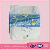 Couche-culotte de papier superbe de caractéristique fabriquée en Chine