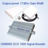 GSM 900MHz Mobiele Signaal Hulp st-1090A van de Repeater van het Signaal van de Band van DCS 1800MHz het Dubbele