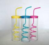 Lid及びStraw - Injection Product (BIK-301)のプラスチックWater Bottle