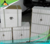 1400 module de la fibre en céramique d'hertz 300*300*610mm 170kg/M3