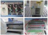 Router Akm6090 di CNC di Jinan Acctek per metallo! Macchina rotativa di legno di CNC