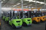 Máquina Diesel quente do Forklift da venda 3tons de Venezeula
