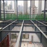 短い構築時間のモジュラー2階建ての鉄骨構造のオフィスビル