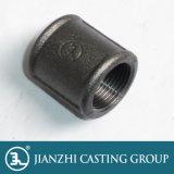UL galvanisierte schwarze mit einem Band versehene formbares Eisen-Rohrfittings, die 270 gesamte &Part Gewinde-Kontaktbuchsen verbinden