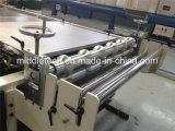 기계를 만드는 PVC 물결 모양 루핑 또는 윤이 난 도와