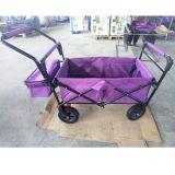 Carro de dobramento da ferramenta do vagão para o miúdo do bebê Using