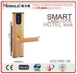 2016 Hot Selling Hotel Card Security Door Lock (HD218)