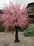 복숭아 나무 구 SL917232800의 인공적인 플랜트 그리고 꽃