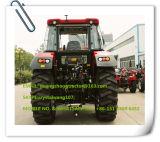 Trattore a ruote agricolo di Luzhong, trattore agricolo 1204