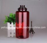 flaschen-Haar-Shampoo-Flaschen-Kunststoffgehäuse der Überwurfmutter-1000ml Plastik