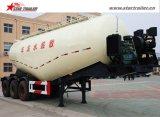 Tri Axles навальный цемента топливозаправщика трейлер Semi для сбывания