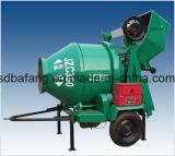 Mezclador concreto de la máquina/de cemento de Mxier de la construcción Jzc350 con precio de fábrica