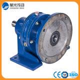 Motor impulsor ciclo montado pie de la buena calidad con el borde del acoplador