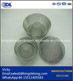 Disque/tamis de filtre tissé par métal de treillis métallique/filtre en métal