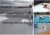 911 zwei Bauteil-Polyurethan-wasserbasierte wasserdichte Beschichtung für Dach