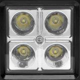 Luz de conducción de la viruta LED del CREE 12V 16W blanco