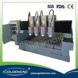 9015 CNC Máquina de corte de mármol de Grabado Granito de corte, mármol, losa