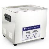 Nettoyeur à ultrasons à instrument de laboratoire numérique en acier inoxydable avec réchauffeur à minuterie