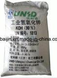 Hydroxyde 90% van het Kalium van de fabriek direct (KOH) met uitstekende kwaliteit