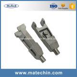 Pezzo fuso di investimento personalizzato dell'acciaio inossidabile precisamente per le parti del camion