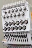 Computergesteuerte einzelne Hauptstickerei-Maschine für Schutzkappen-Ebene/Shirt-/Kleid-Stickerei