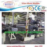 PVC-Fußboden-Blatt-Strangpresßling-Zeile