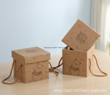 Rectángulo de empaquetado del regalo de moda justo del imán del cantón (Fjl1149)