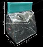Zak van de Verpakking van het Handvat van de Gesp van pvc de Duidelijke voor Schoonheidsmiddel