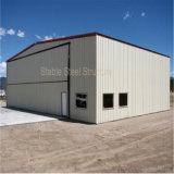 Vor fabrizierte Stahlkonstruktion-Metallgarage mit konkurrenzfähigem Preis
