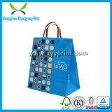 Kundenspezifisches Luxuxgeschenk-Papierbeutel mit Firmenzeichen-Druck-Großverkauf