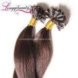 Preiswerter Großverkauf Remy U der Extensions-100 Spitze-Haar-Einschlagfaden