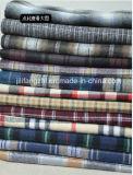 Shirting/assestamento/griglia/prodotto intessuto/pettinata/flanella