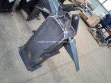 Подгонянные сверхмощные стальные части тележки
