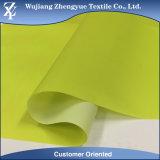 De witte Pu Met een laag bedekte Stof van Oxford van de Polyester voor Tent/Handtas