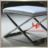 호텔 발판 (RS161802) 거실 발판 의자 방석 옥외 가구점 발판 상점 발판 대중음식점 가구 스테인리스 가구