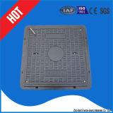 Quadratischer zusammengesetzter Einsteigeloch-Deckel SGS-En124 mit konkurrenzfähigem Preis