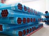 Tubulações de aço do sistema de extinção de incêndios da proteção do UL FM ASTM A135 Sch40