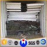 Mattonelle di tetto di vendita superiori della resina del PVC del materiale da costruzione di resistenza della corrosione