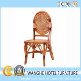 Garden Wicker PE Rattan Dining Furniture Structure Chair para Outdoor