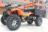 Farm ATV with Four Head Lamp Snow Tire